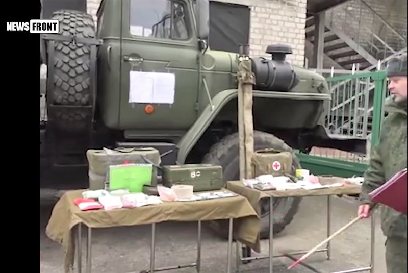 Russian Army Ural Truck 1 (2)
