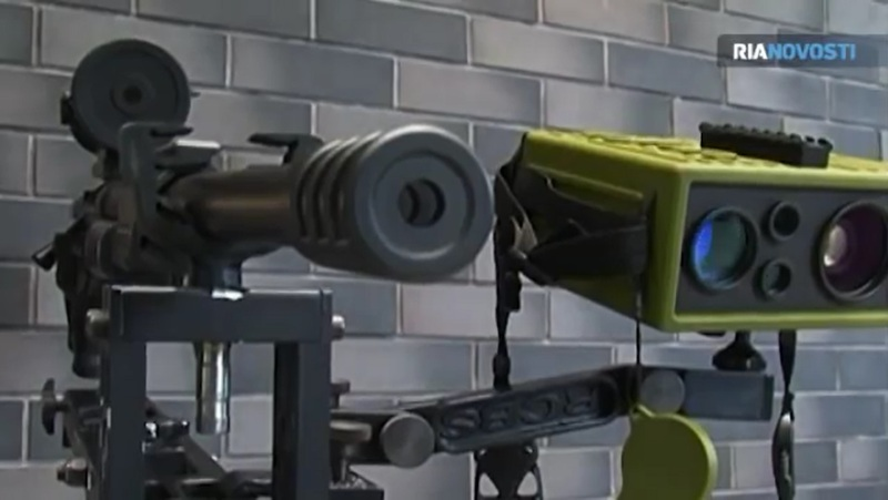 Laser weapons 3